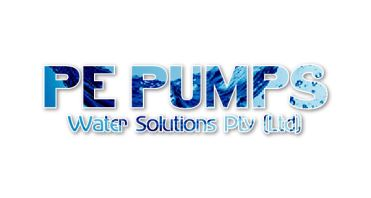 PE Pumps: Water Solutions Logo