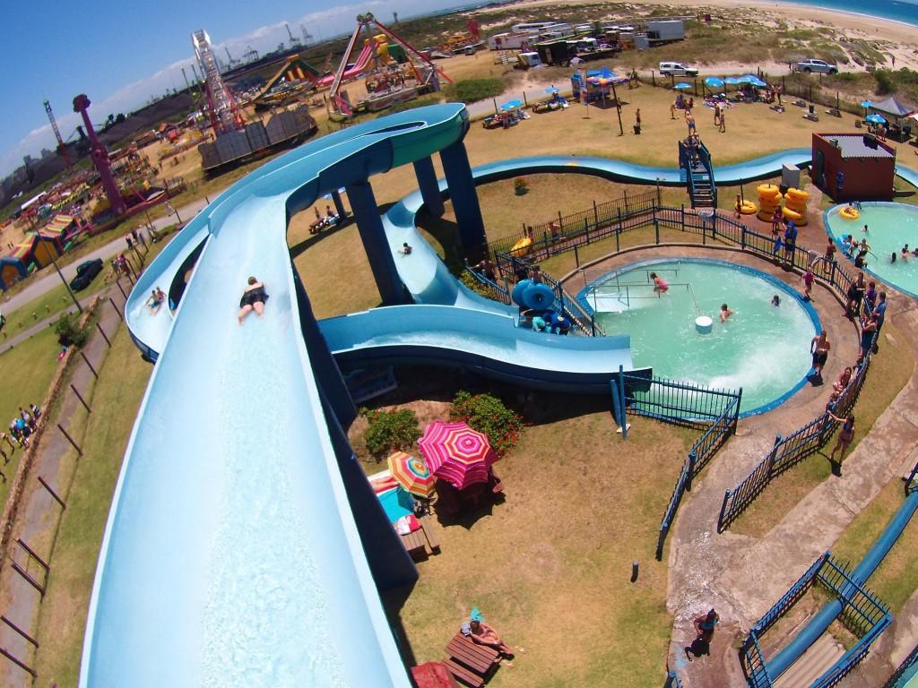 Splash Waterworld Supertube Port Elizabeth Amusement