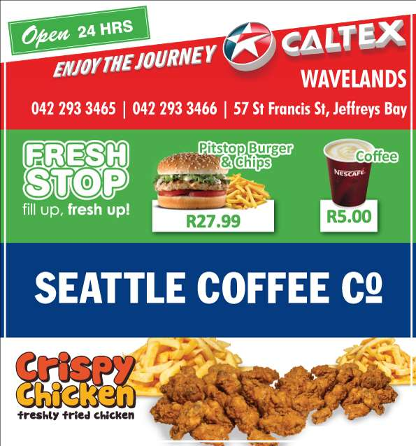 Print Ad - Think Local Kouga April Apr '18
