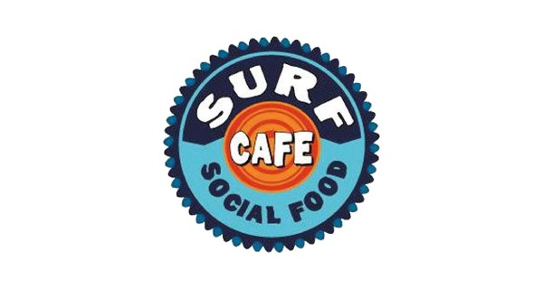 Surf Cafe Logo