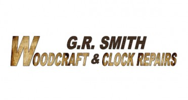 GR Smith Woodcraft & Clock Repairs Logo