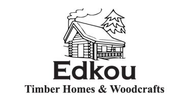 Edkou Timber Homes & Woodcrafts Logo
