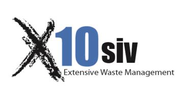 X10siv Waste Management Logo