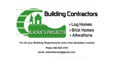 Blackie's Projects Logo