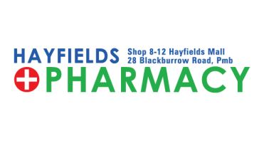 Hayfields Pharmacy Logo