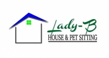 Lady-B House & Pet Sitting Logo