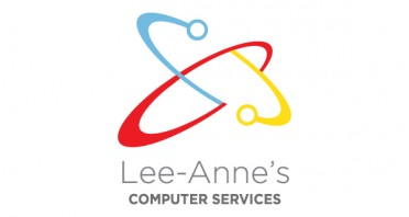 Lee-Anne's Computer Services Logo