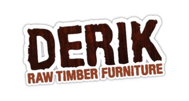 Derik Raw Timber Furniture Logo