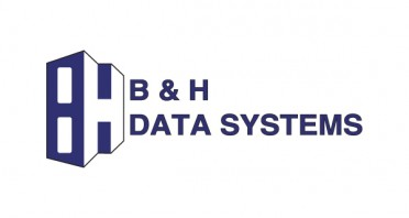 B&H Data Systems Logo