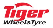 Tiger Wheel & Tyre Logo
