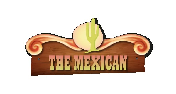 The Mexican Restaurant Logo