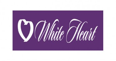 White Heart Decor & Catering Logo