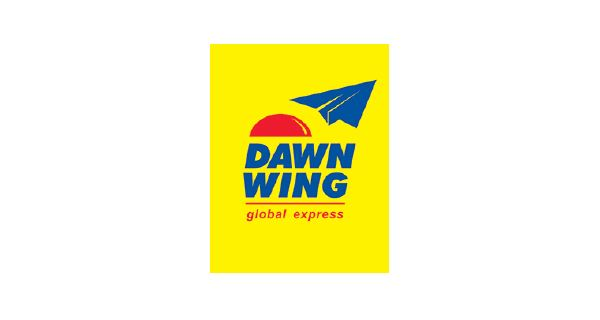 Dawn Wing Couriers Logo