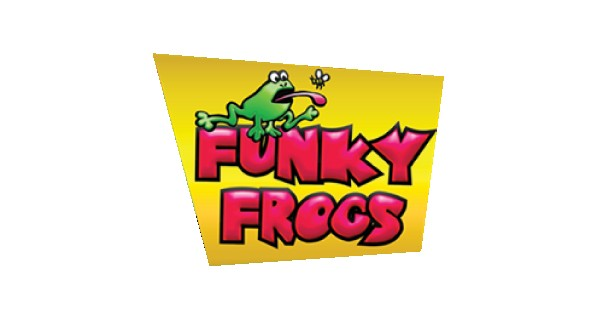 Funky Frogs Tygervalley Logo