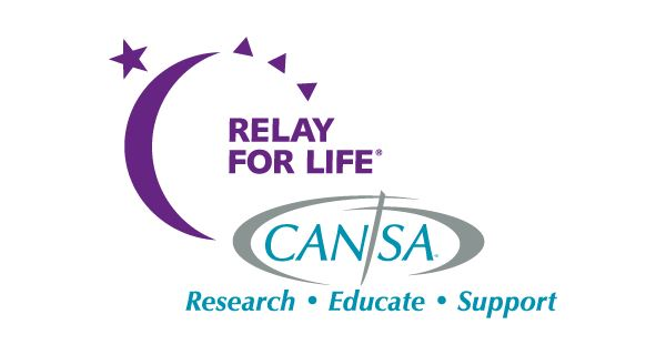 CANSA Relay For Life Logo