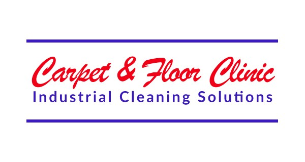 Carpet & Floor Clinic Logo