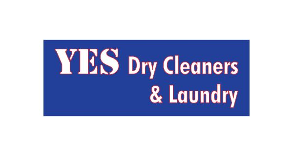 YES Dry Cleaning Logo