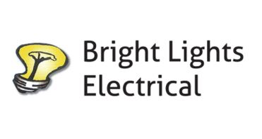 Bright Lights Electrical Logo