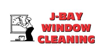 J-Bay Window Cleaning Logo
