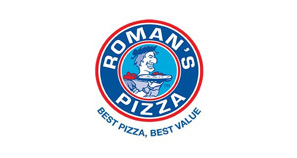 Roman's Pizza George Logo