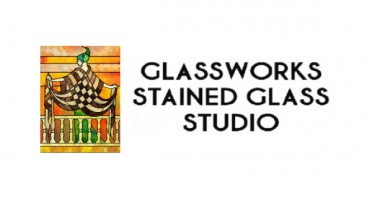Glassworks Stained Glass Studio Logo