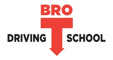Bro-T Driving School Logo