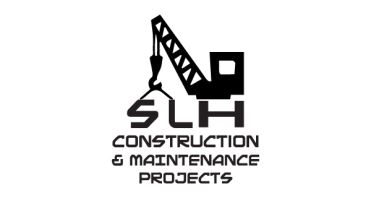 SLH Construction & Maintenance Projects Logo