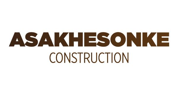 Asakhesonke Construction Logo