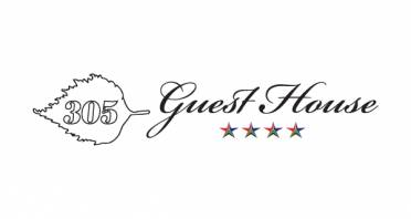 305 Guest House Logo