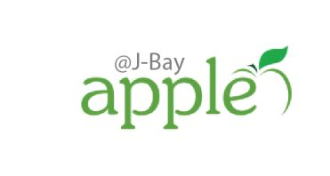 Apple @ J-Bay Logo