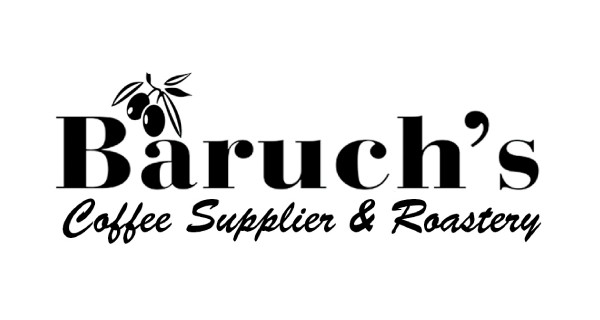Baruchs Coffee Roastery Logo