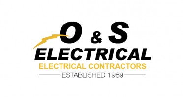 O & S Electrical Logo