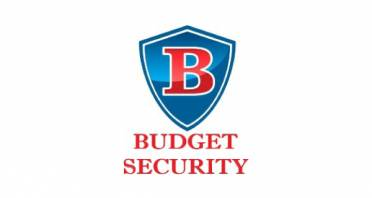 Budget Security (Pty) Ltd. Logo