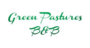 Green Pastures Bed & Breakfast (Advertising) Logo