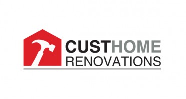 Custhome Renovations Logo