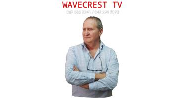 Wavecrest TV Repairs & Sales Logo