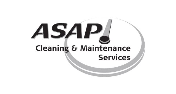 ASAP  Maintenance & Cleaning Logo