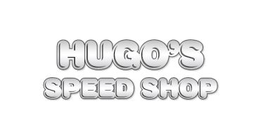 Hugo's Speed Shop Logo