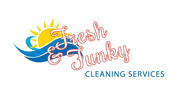 Fresh & Funky Cleaning Services Logo