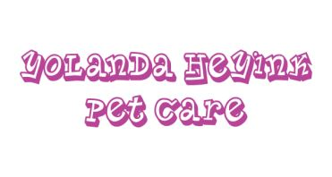 Yolanda Heyink Pet Care Logo