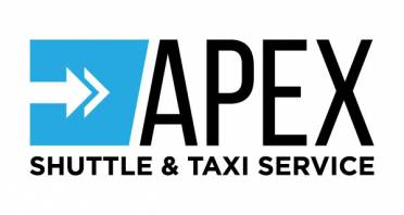 Apex Shuttle and Taxi Service Logo