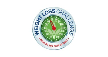 Weight Loss Challenge Logo