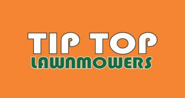 Tip Top Lawnmowers Logo