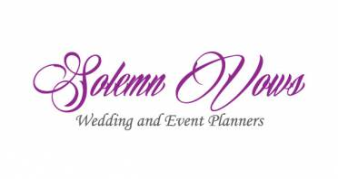 Solemn Vows Wedding and Event Planners Logo