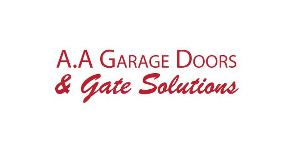 AA Garage & Door Solutions Logo