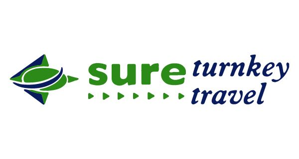 Sure Turnkey Travel & Tourism Logo