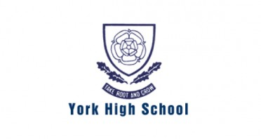 York High School George Logo