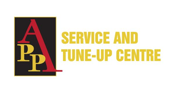 APP Service and Tune Up Centre Logo