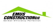 Emus Construction Logo