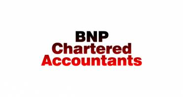 BNP Chartered Accountants Logo